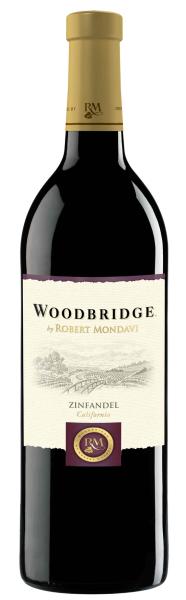 Robert Mondavi, Woodbridge Zinfandel, 2015