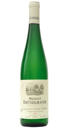 Bründlmayer, Grüner Veltliner Kamptaler Terrassen, 2019