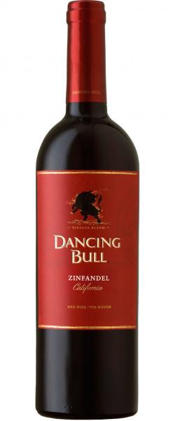 Dancing Bull, Zinfandel, 2016