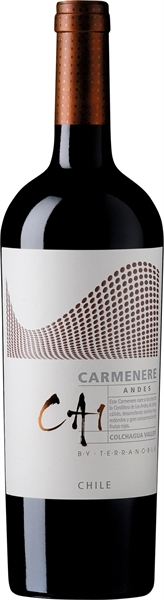 Terra Noble, Carmenere Andes, 2013