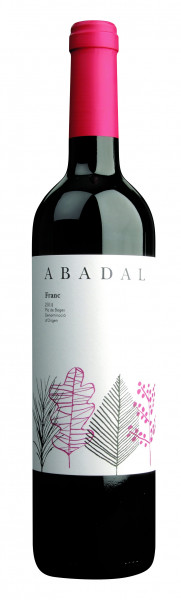 Abadal, Franc Pla de Bages DO, 2018