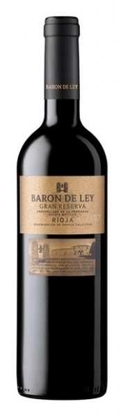 Baron De Ley, Barón de Ley Gran Reserva, 2012