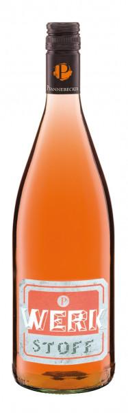 Pfannebecker, Werkstoff Rosé, 2018