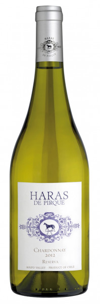 Haras de Pirque, Chardonnay Reserva, 2015