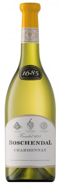 Boschendal, 1685 Range Chardonnay, 2017/2018