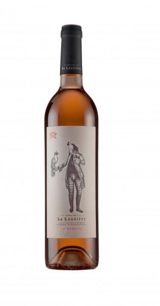 Domaine La Louviere, Le Marquis Malepère rosé, 2017/2018
