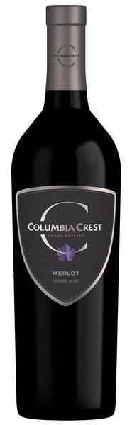 Columbia Crest, Grand Estates Merlot, 2015