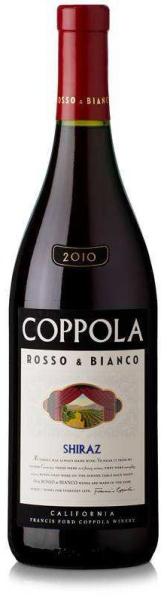 Francis Ford Coppola Winery, Rosso & Bianco Shiraz, 2016