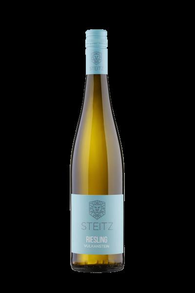 Weingut Steitz, Riesling QbA trocken Vulkanstein, 2019