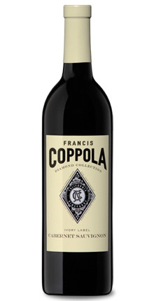 Francis Ford Coppola Winery, Ivory Label Diamond Series Cabernet Sauvignon, 2017