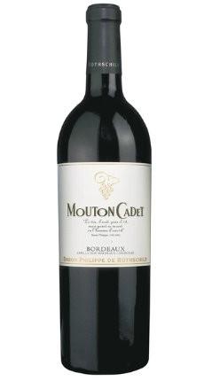 Baron Philippe de Rothschild, Mouton Cadet Rouge Bordeaux AOC, 2017