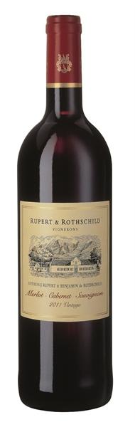 Rupert & Rothschild, Cabernet Sauvignon / Merlot, 2016
