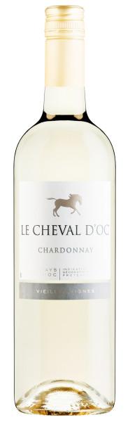 Cheval d'Oc, Chardonnay, Vin de Pays d'Oc, 2018/2019