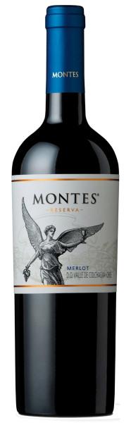 Montes, Merlot Reserva, 2015/2017