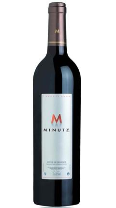 Château Minuty, Cuvée M Rouge, 2016/2017