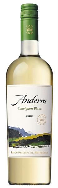 Baron Philippe de Rothschild Chile, Anderra Sauvignon Blanc, 2016