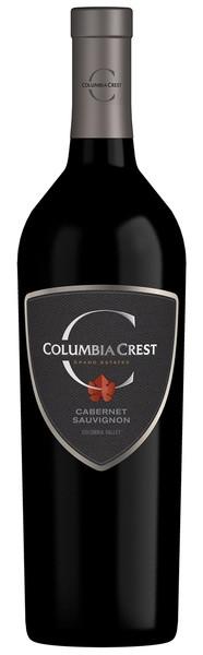 Columbia Crest, Grand Estates Cabernet Sauvignon, 2016