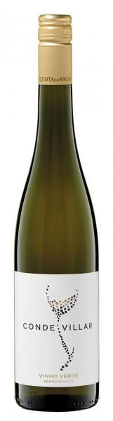 Quinta das Arcas, Vinho Verde Conde Villar Branco, 2018
