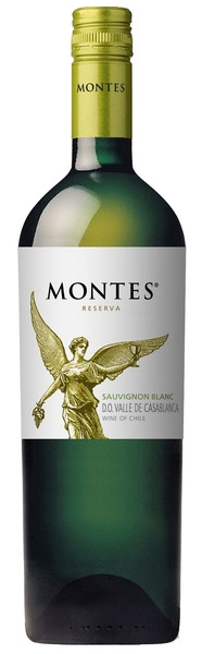 Montes, Sauvignon Blanc Reserva, 2019