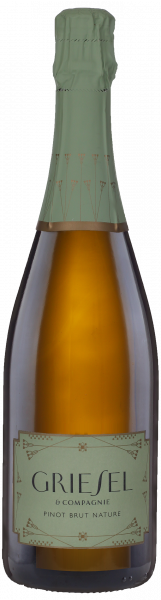 Griesel, Pinot Prestige Brut nature, 2015