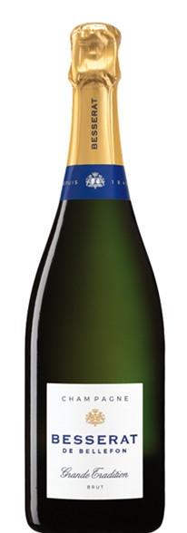 Besserat de Bellefon, Cuvée Grande Tradition Brut, N.V.