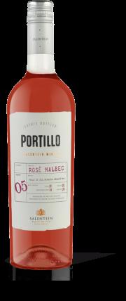 Bodegas Salentein, Portillo Malbec Rosé, 2018