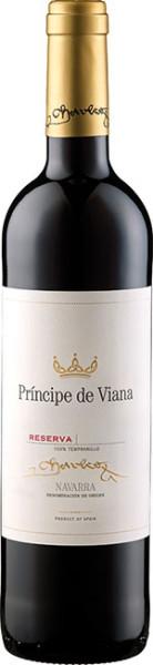 Principe de Viana, Reserva, 2012/2013/2014