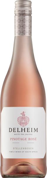 Delheim, Pinotage Rosé, 2019