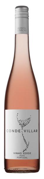 Quinta das Arcas, Vinho Verde Conde Villar Rose, 2019