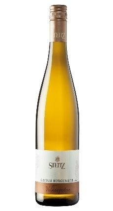 Weingut Steitz, Grauer Burgunder QbA trocken Vulkanstein, 2017