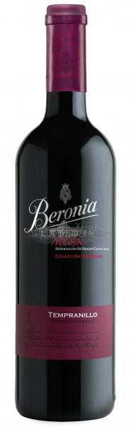 Beronia, Tempranillo Elaboracion Especial, 2014
