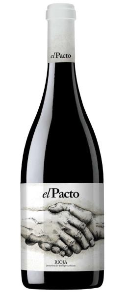El Pacto, Tempranillo Rioja DOCa, 2016