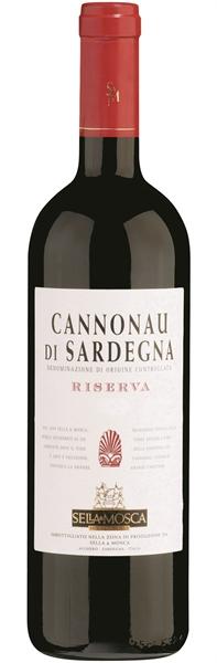 Sella & Mosca, Cannonau di Sardegna Riserva, 2016/2017
