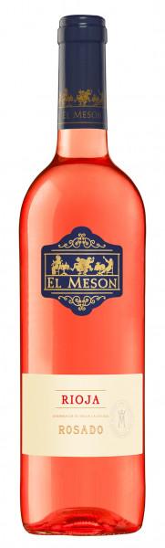 Bodegas El Meson, El Meson Rosé, 2017