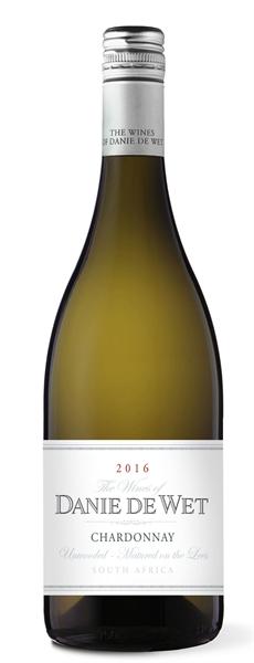 De Wetshof, Chardonnay Unwooded - Matured on the Lees, 2017