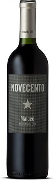 Dante Robino, Novecento Malbec, 2017/2018