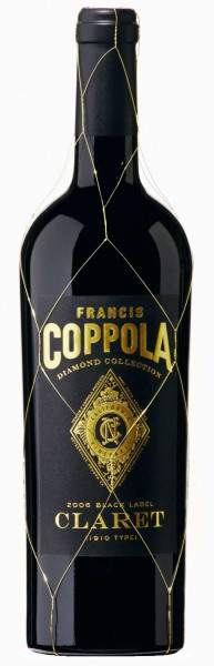 Francis Ford Coppola Winery, Black Label Diamond Series Claret, 2017