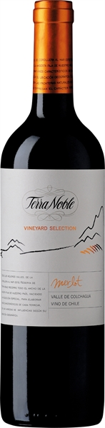 Terra Noble, Vineyard Selection Merlot, 2013