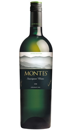 Montes, Sauvignon Blanc Limited Selection, 2017