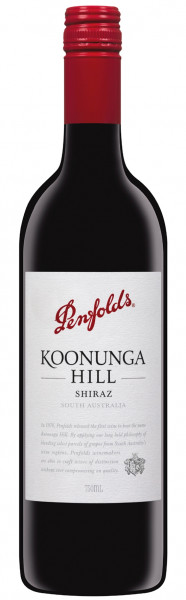 PENFOLDS, KOONUNGA HILL, Shiraz, 2017