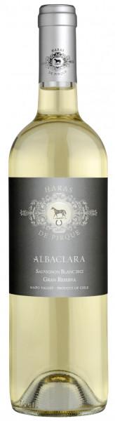 Haras de Pirque, Albaclara Sauvignon Blanc Gran Reserva, 2017/2018
