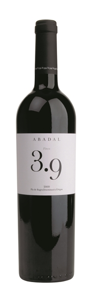 Abadal, 3.9 Pla de Bages DO, 2015/2016