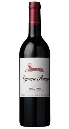 Baron Philippe de Rothschild, Agneau Rouge Bordeaux AOC, 2017