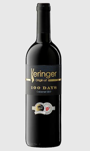 Weingut Keringer, 100 Days Cabernet Sauvignon , 2016/2017