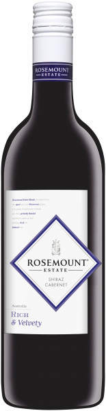 Rosemount, Diamond Blend Shiraz Cabernet, 2015