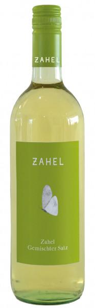 Weingut Zahel, Gemischter Satz, 2019