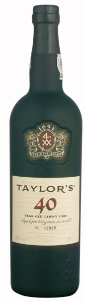 Taylor's Port, Tawny 40 Years Old