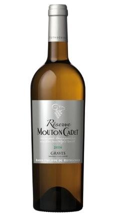 Baron Philippe de Rothschild, Réserve Mouton Cadet Graves Blanc AOC, 2013/2014