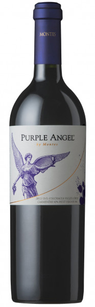 Montes, Purple Angel, 2015