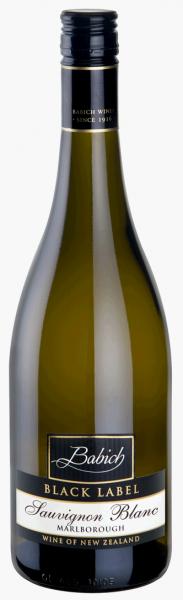 Babich, Sauvignon Blanc Black Label, 2018